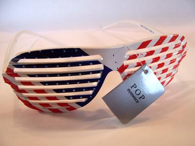 6cf61884f0c Shutter Shades Sunglasses - American Flag