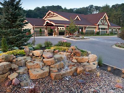 on site amenities - Christmas Village Wisconsin Dells