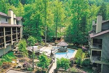1 Or 2 Bedroom Suite At Tree Tops Resort In Gatlinburg Tennessee
