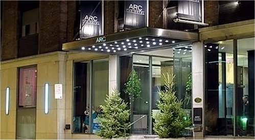 Luxury arc the hotel downtown boutique in ottawa ontario for Boutique hotel ottawa