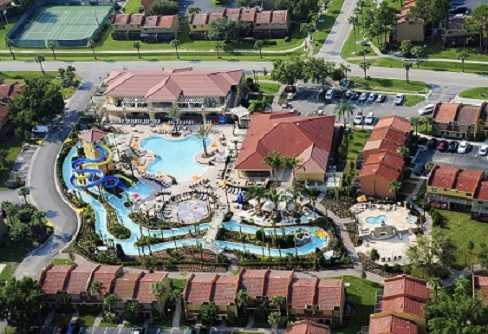 FantasyWorld Just Completed A $14 Million Renovation. This Beautiful New  Area Will Include A Zero Entry Pool, 2 New 5 Story Water Slides, Lazy  River, ...