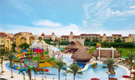 All Inclusive All Ritmo Cancun Resort Waterpark In Cancun Mexico