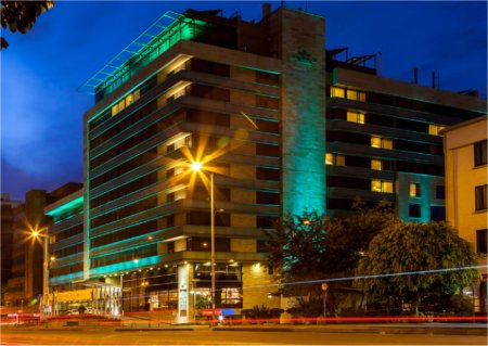 Bogot plaza summit hotel in bogota colombia for Luxury hotel bogota