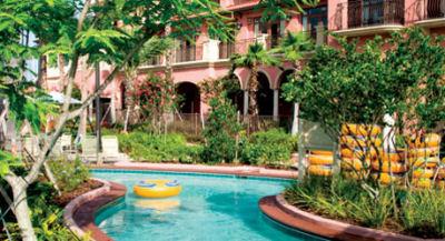 Wyndham Bonnet Creek Resort In Orlando Florida