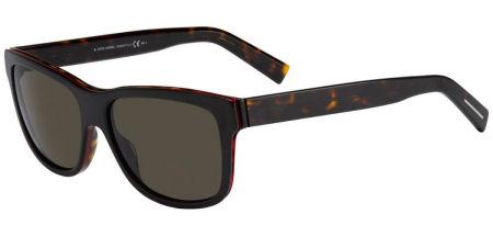 ec99527ac6019 Christian DIOR BlackTie 161S CFX70 Red Havana   Brown Polarized Lens  Sunglasses