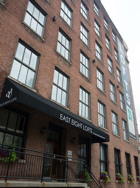 1 Bedroom Serviced Apartment At East 8 Lofts In