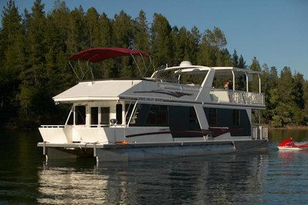 Jones Valley Houseboat Rental Certificates
