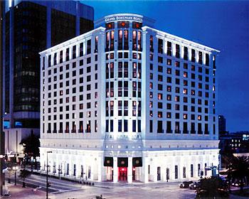 Grand Bohemian Hotel Or The Peabody In Orlando Florida
