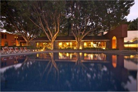Luxury hacienda jurica in queretaro mexico for Hotel luxury queretaro