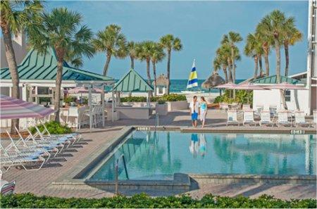 Luxury Sandcastle Resort At Lido Beach In Sarasota Florida