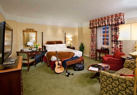 Hermitage Hotel In Nashville Tennessee