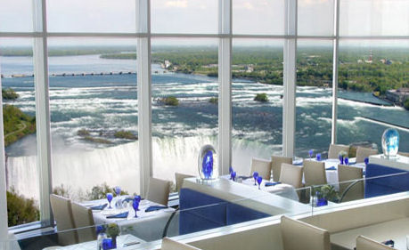 Hilton Niagara Falls Room Service Menu