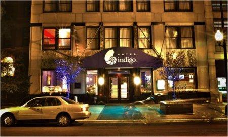 Hotel indigo chicago downtown gold coast in chicago illinois for Gold coast chicago hotels