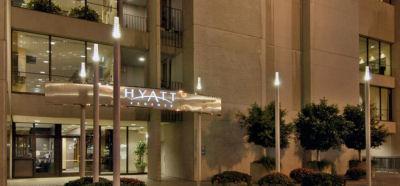 hyatt regency san francisco hotel in downtown union. Black Bedroom Furniture Sets. Home Design Ideas