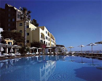 Luxury hotels l 39 albergo della regina isabella in ischia for L hotel della cabina islanda