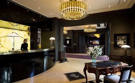 Luxury le palais art hotel prague in prague czech republic for 5 star hotels in prague