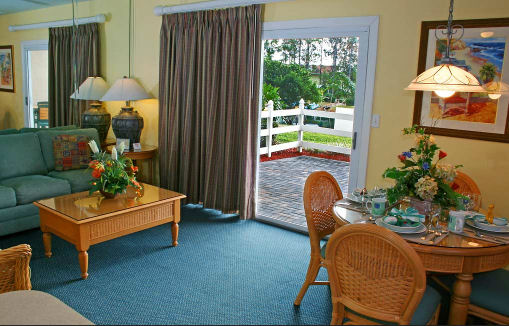1 or 2 bedroom suite at liki tiki village near disney in - Two bedroom suites orlando florida ...