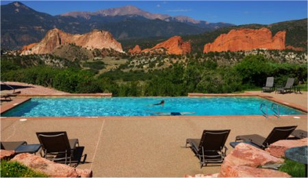 Garden Of The Gods Club And Resort Spa