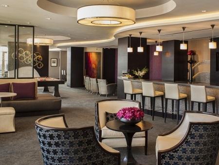 1 Bedroom Serviced Apartment At Meridian At Ballston In Arlington Va
