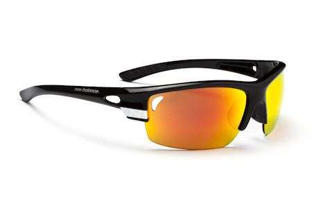 New Balance Sport Sunglasses with Interchangeable Lenses