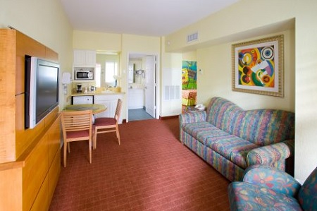 Nickelodeon Suites Resort In Orlando Florida