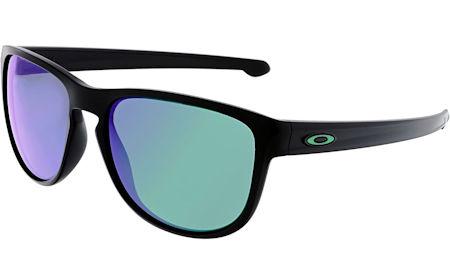 Oakley Sliver R OO9342-05 Matte Black   Jade Iridium Sunglasses 57mm 308e50571a