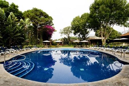 Luxury porta hotel antigua in la antigua guatemala - The sky pool a deluxe adventure ...