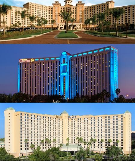 Rosen Centre Hotel Orlando Rosen Shingle Creek Orlando