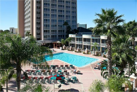 the location doesnt get any better than the royal plaza orlando hotel an official downtown disney resort area hotel in lake buena vista florida