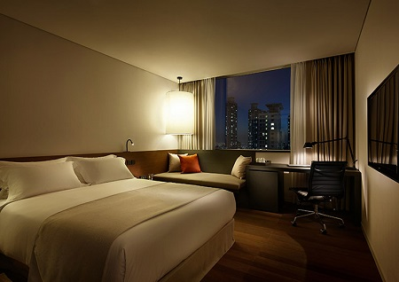 Choice of luxury shilla stay hotels in seoul south korea for Design hotel xym ulsan