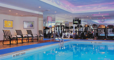 The Garden City Hotel Boasts A Fully Equipped Health And Fitness Center  With State Of The Art Exercise Equipment Including Nautilus Machines, Stair  Masters, ...