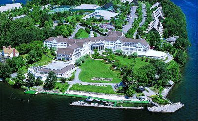 Bid Per Night And Choose Your Length Of Stay At The Sagamore Luxury Hotel In Lake George New York