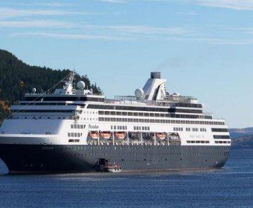 ms Veendam Holland America Cruise - 7 Night Canada/ New ...