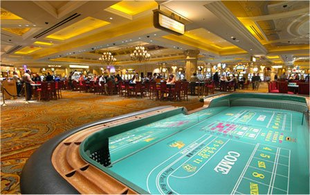 The Venetian Hotel In Las Vegas Nevada