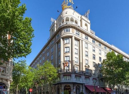 Luxury Hotels In Madrid Spain