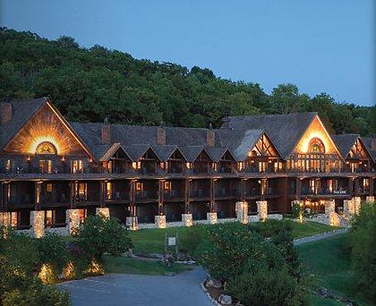 Big Cedar Lodge In Ridgedale Missouri