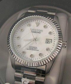 croton diamond watches best watchess 2017 croton men s automatic diamond stainless steel bracelet watch