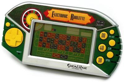 Electronic roulette arizona