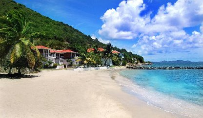 Fort Recovery Beachfront Villa Hotel Tortola British Virgin Islands