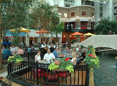 Best Restaurants Near Gaylord Texan