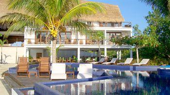 Luxury boutique hotel le reve near playa del carmen mexico for Le reve boutique hotel suites