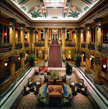 The Jefferson Hotel 101 West Franklin Street Richmond Virginia 23220