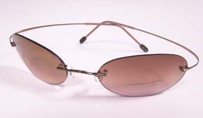 17e738f286 Marchon Airlock Bronze Brown 700 11S Sunglasses