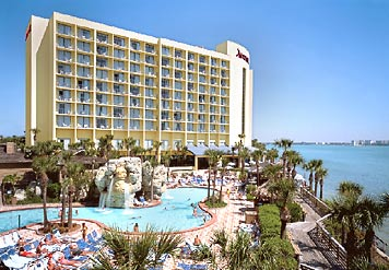 Bid Per Night And Choose Your Length Of Stay At The Marriott Suites Clearwater Beach On Sand Key In Florida