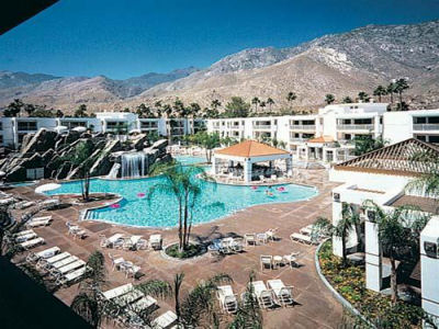 Bid per 7 night stay in a studio 1 or 2 bedroom suite at - Palm canyon resort 2 bedroom villa ...