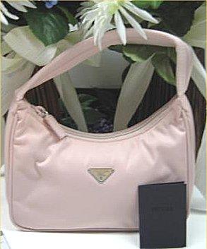 "100% Authentic Prada Tessuto Sport Handbag - Comes complete with Prada  authenticity cards. - Approximate Size  8.7""H x 5.25"