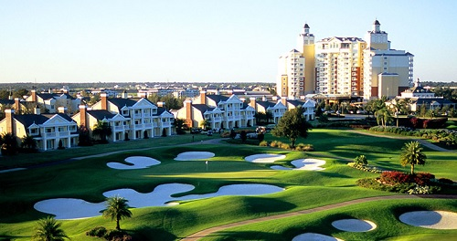 Reunion A Wyndham Grand Golf U0026 Spa Resort In Orlando, Florida Near DISNEY    Bid On A 7 Night Stay In A 3 Bedroom Suite For Up To 8 Guests!