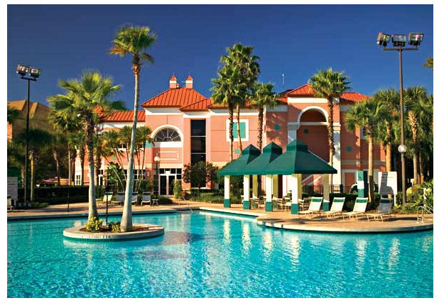 Sheraton vistana resort fountain villas in orlando florida - 2 bedroom villas near disney world ...