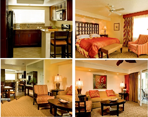 Dates Available   Availability is subject to change   Your 2 Bedroom Suite. Sheraton Vistana Resort   Fountain Villas in Orlando  Florida