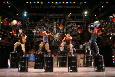 Orchestra Tickets To Stomp